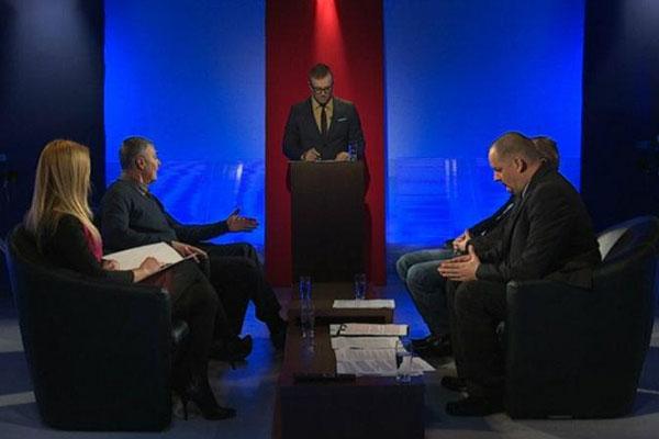 Gostovanje u emisiji Klopka na SBTV